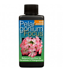 Pelargonium focus - hnojivo - 100 ml