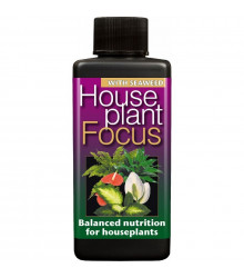 House plant focus - hnojivo pro pokojové rostliny - 100 ml
