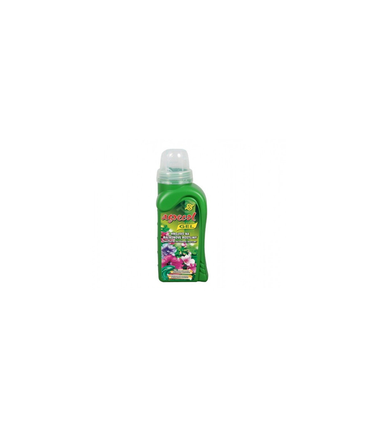 Agrecol hnojivo na balkónové rostliny -  500 ml