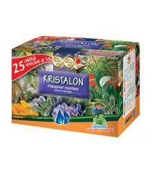Hnojivo Kristalon pro pokojové rostliny - hnojivo - 25 x 5 gr