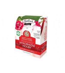 Mykorhizní houby pro balkónové květiny - 750 g