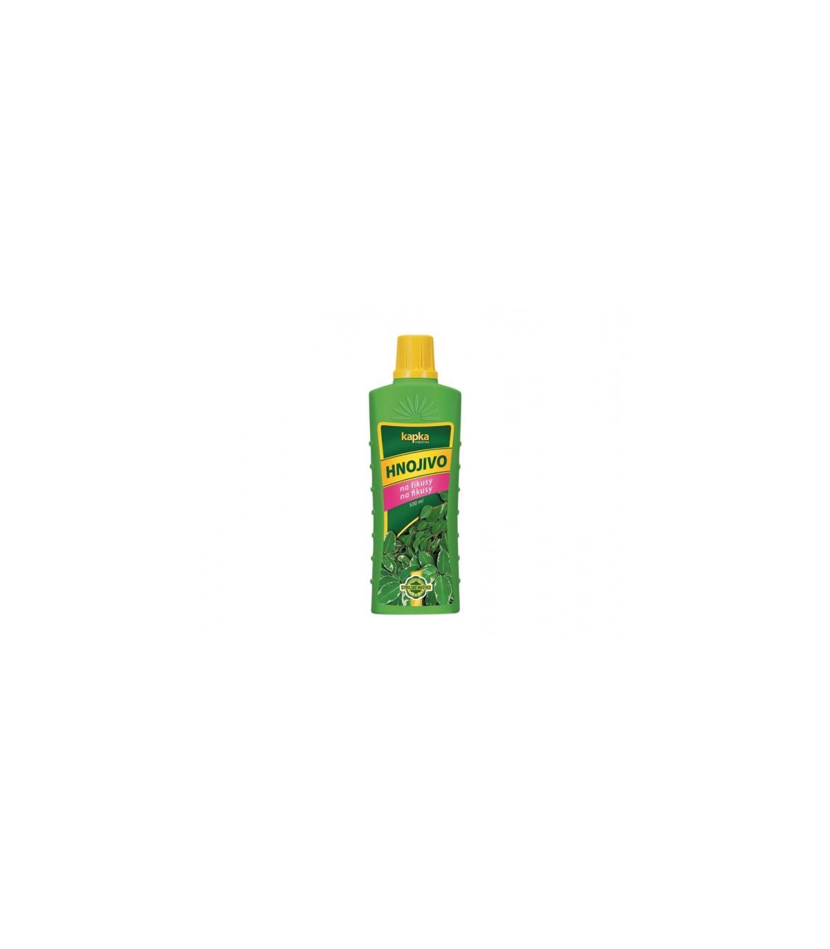 Kapka hnojivo na fíkusy - 500 ml