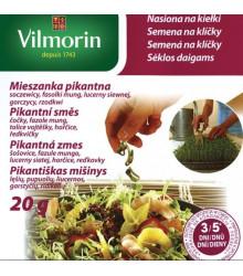Semena na klíčky - Pikantní směs - semena - 20 g