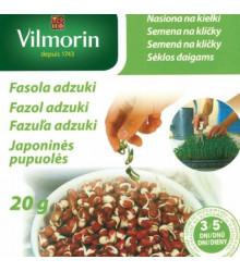 Semena na klíčky - Fazol adzuki - semena - 20 g