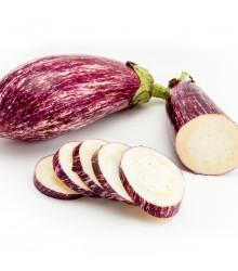 Lilek - Baklažán Listada - Solanum melongena - semena - 7 ks