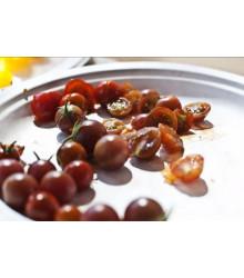 Rajče Brown berry - Solanum lycopersicum