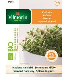 Bio řeřicha - bio semena na klíčky - 15 g