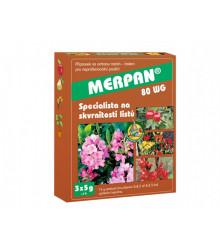 More about Merpan - fungicid proti bakteriálním a houbovým nemocem - 3 x 5 g