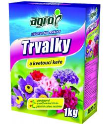 Agro - Organominerální hnojivo na TRVALKY - 1 kg