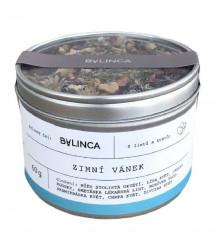 Zimní vánek - směs bylinek - bylinkové čaje - 60 g