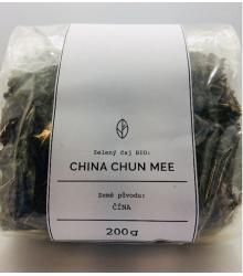 BIO - China Chun Mee Organic Tea - zelený čaj - 200 g