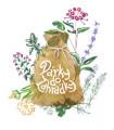 Dárkový balíček semen bylinek - zdarma dárkové balení