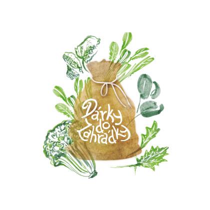 Dárkový balíček semen asijské zeleniny - zdarma dárkové balení