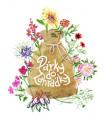 Dárkový balíček semen letniček - zdarma dárkové balení