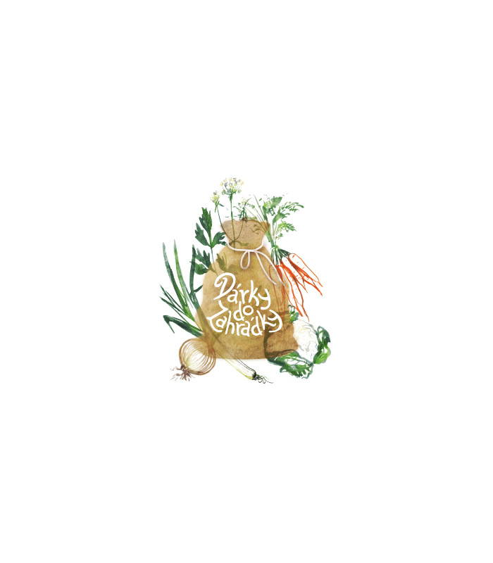 Dárkový balíček semen jarní zeleniny - zdarma dárkové balení