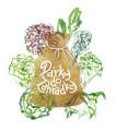 Dárkový balíček semen salátů - zdarma dárkové balení