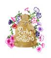 Dárkový balíček semen petúnií - zdarma dárkové balení