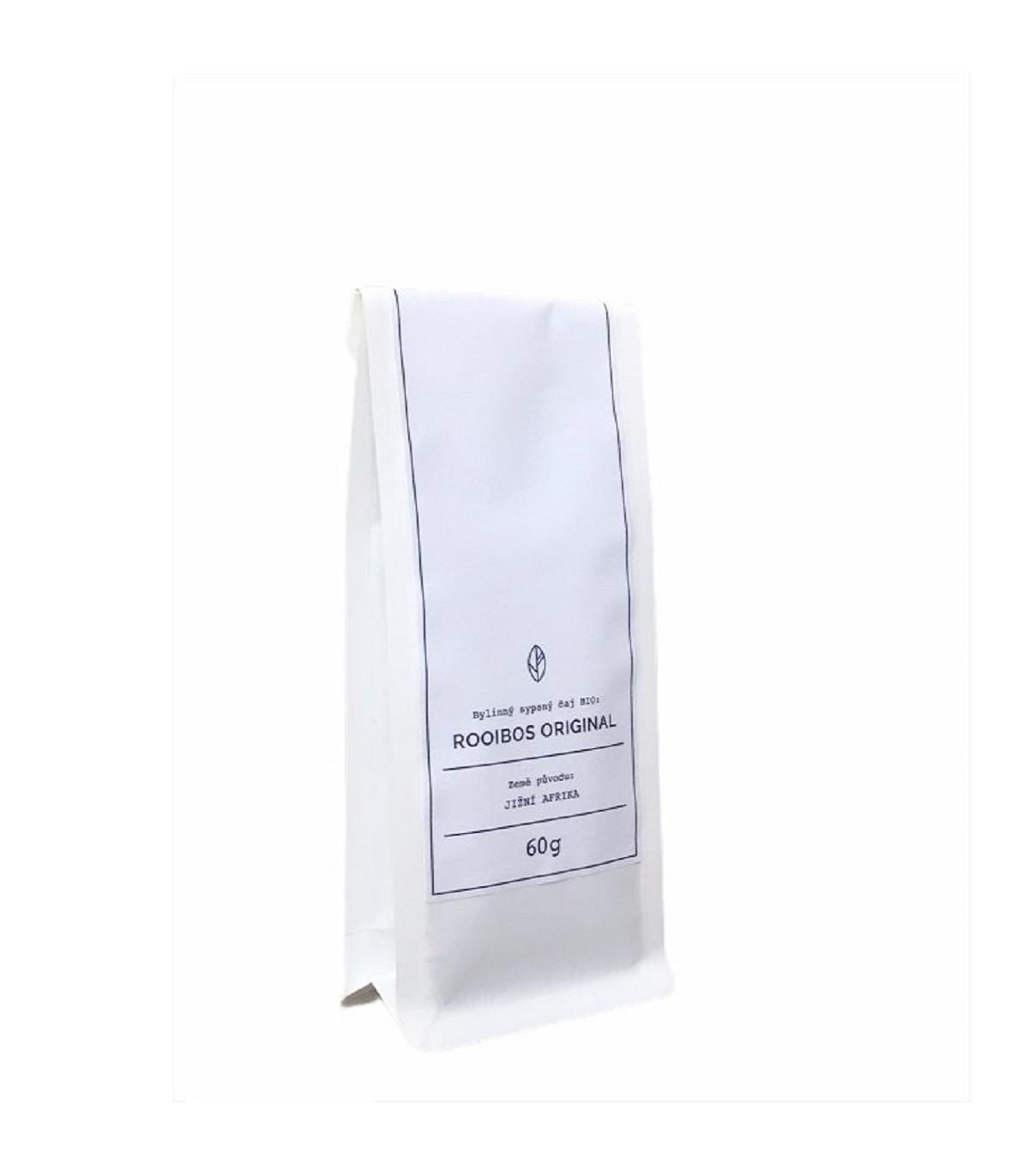 BIO Rooibos Original - směs bylinek - bylinkové čaje - 60 g
