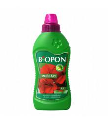 Kapalné hnojivo pro muškáty - Biopon - 500 ml