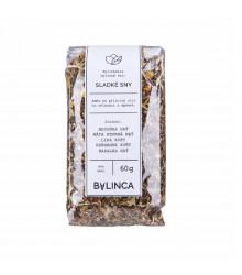 Sladké sny - směs bylinek - bylinkové čaje - 60 g