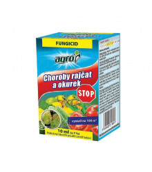 Agro - Choroby rajčat a okurek - 10 ml