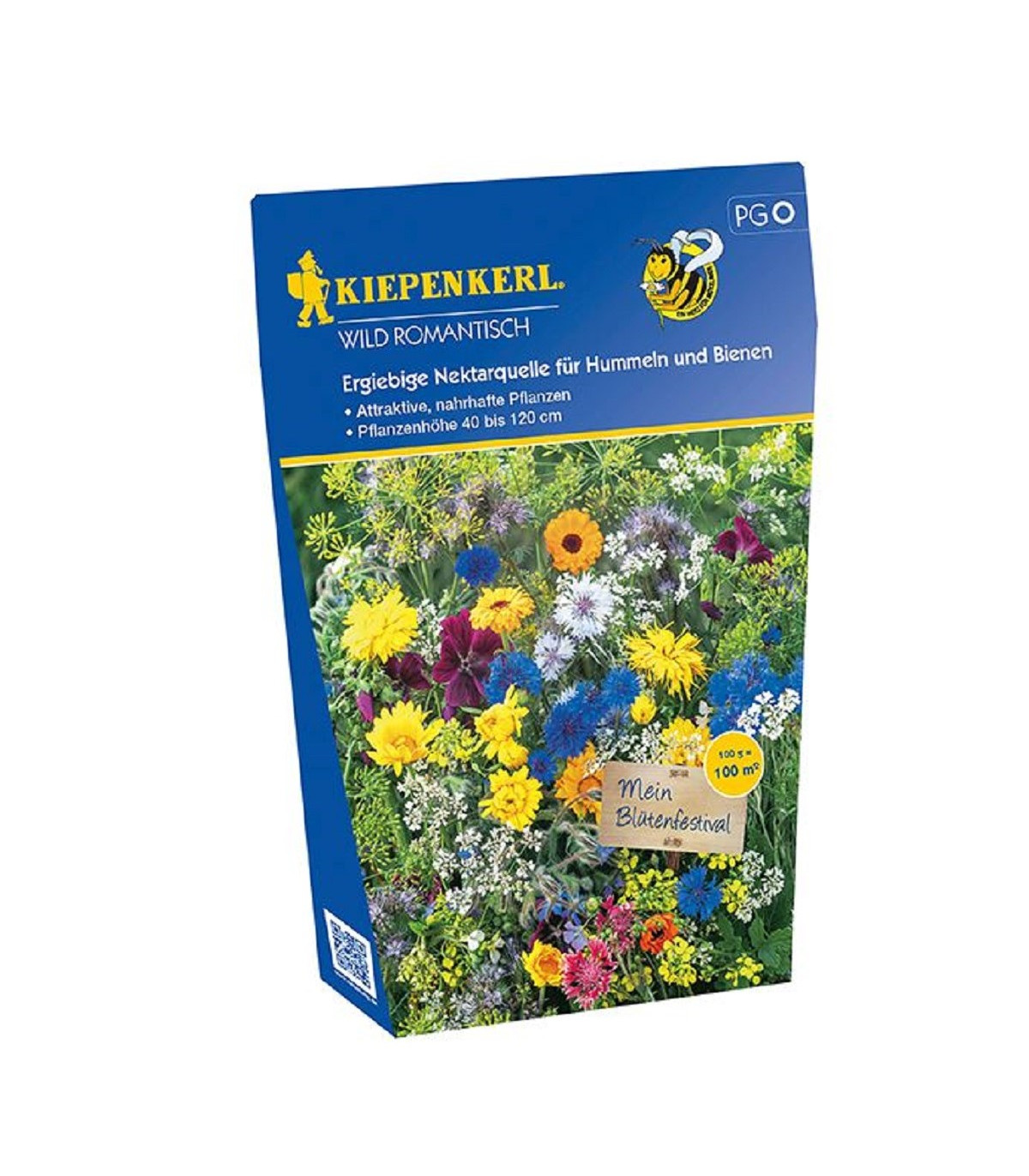 Květinová směs Wild Romantisch - semena - 100 g