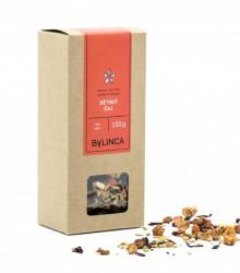 Dětský čaj - ovocné čaje - BIO bylinná směs - 100g