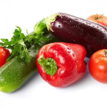 BIO plodová zelenina